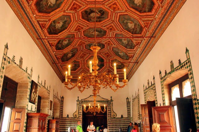 The Swan Room, Sintra National Palace