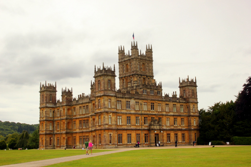 Highclere Castle: So much more than Downton Abbey – Lines of ...