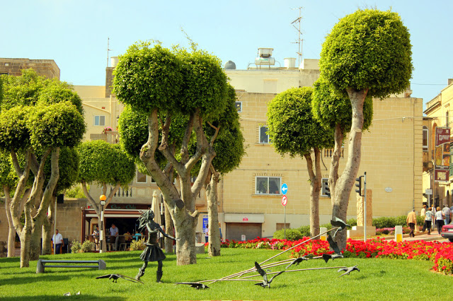 Victoria bus station, Gozo