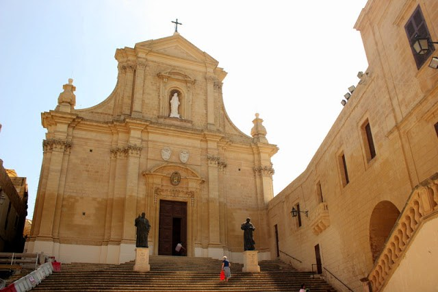 The Cathedral of the Assumption, Gozo