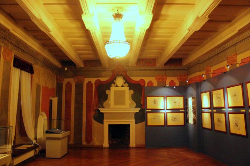 Room in Nicolaus Copernicus Museum