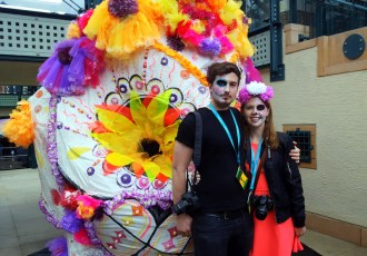 Why I loved Wahaca's Day of the Dead Festival
