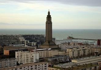 St Joseph's Church, the symbol of Le Havre's rebirth