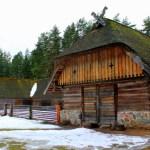 Latvian Open-Air Museum: A historical theme park