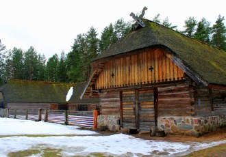 Latvian Open-Air Museum: A historical theme park