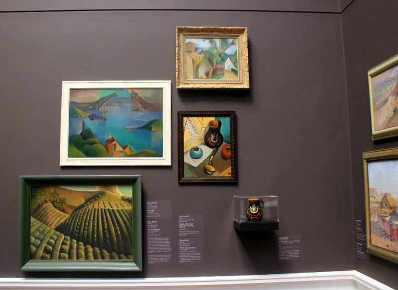 Paintings at the Art Gallery of South Australia