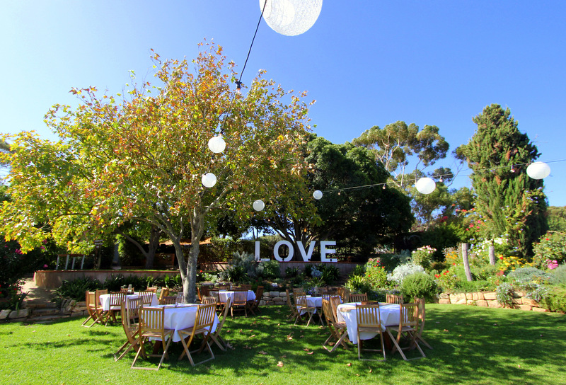 Wedding at Coriole winery