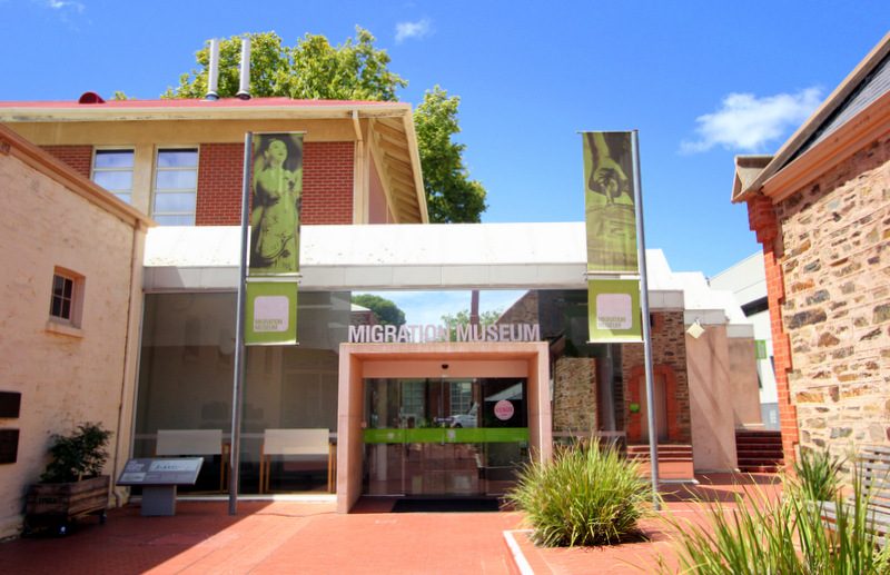 Adelaide's Migration Museum