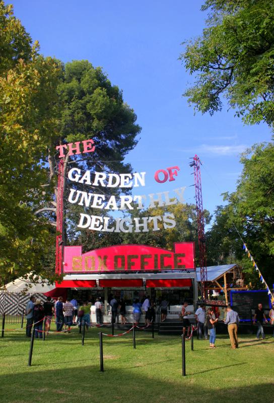 Garden of Unearthly Delights