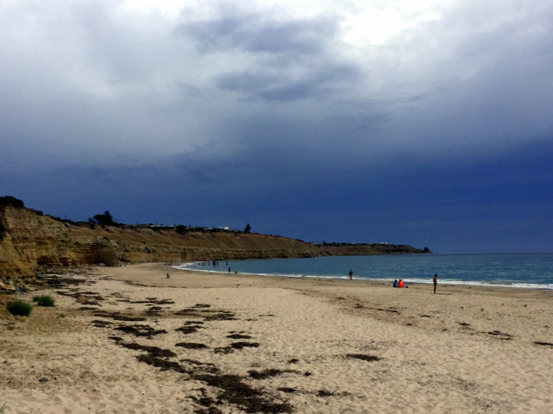 Beach at Port Willunga