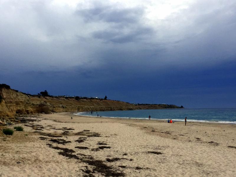 Beach at Port Willunga