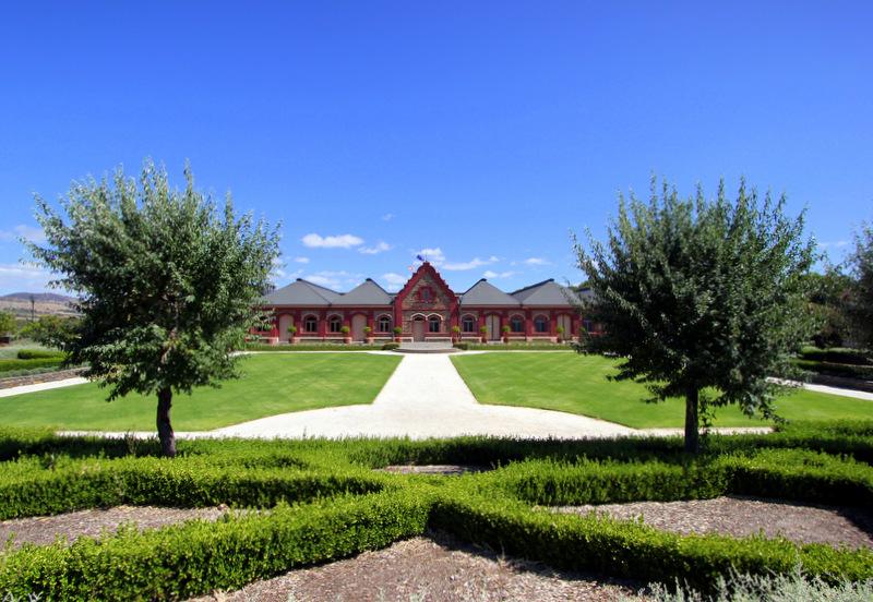 Chateau Tanunda winery