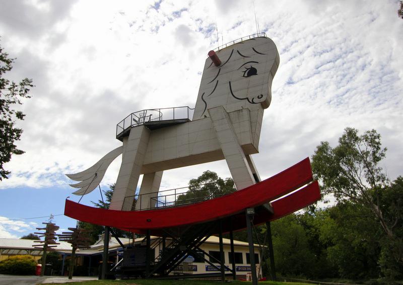 Big Rocking Horse, Gumeracha