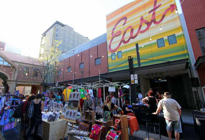 East Market, Adelaide
