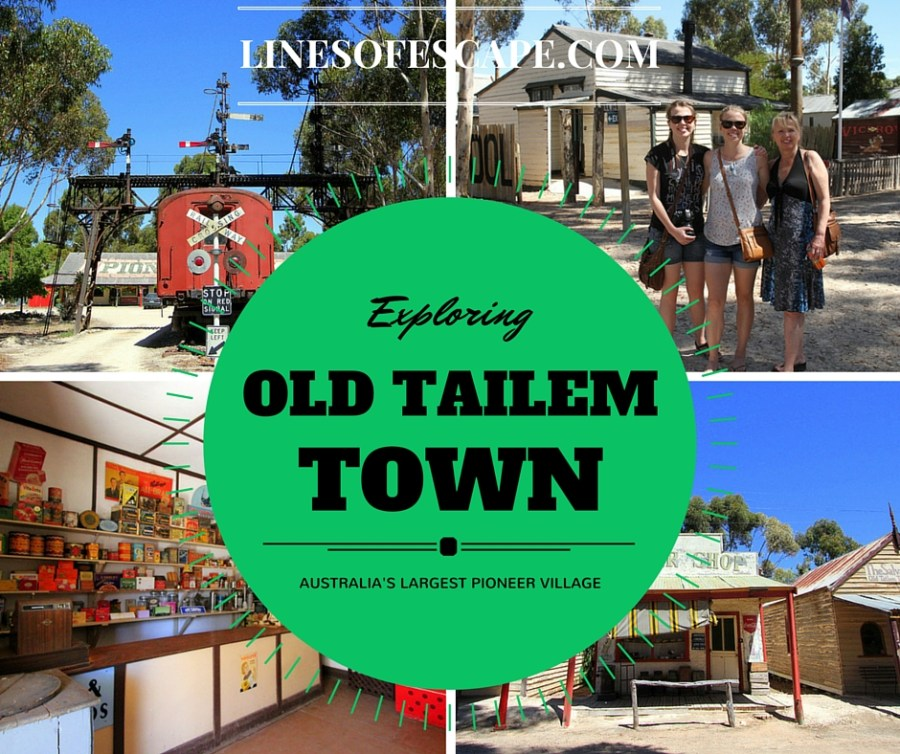 A Blast into Australia's Pioneer Past at Old Tailem Town