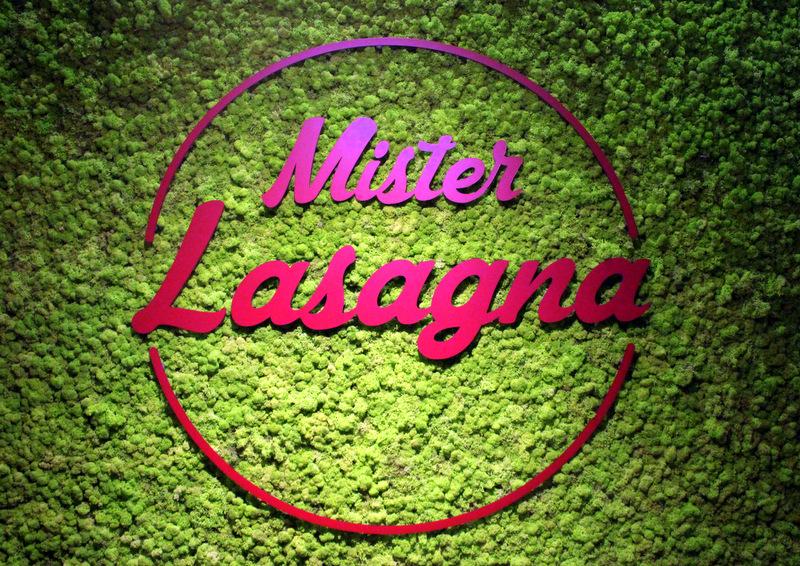 Mister Lasagna logo