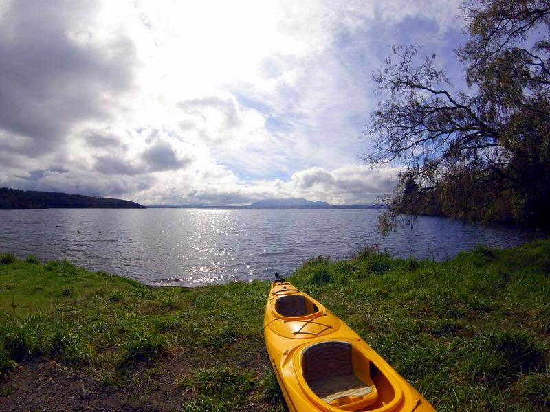Canoe and Kayak, Taupo