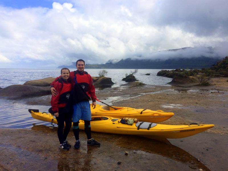 Canoe and Kayak tour, Lake Taupo