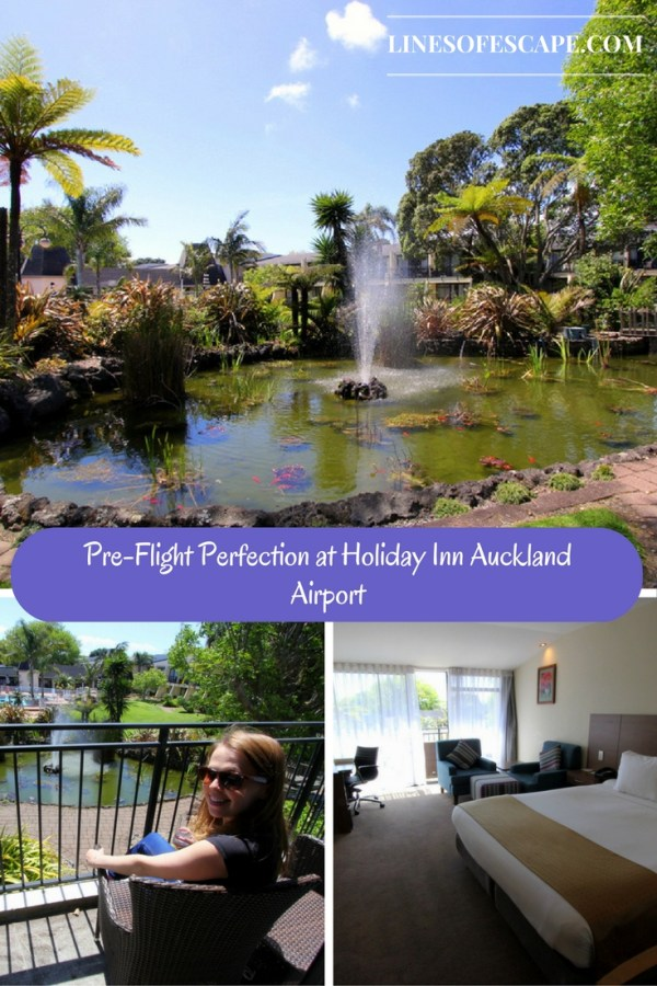 Review of Holiday Inn Auckland Airport