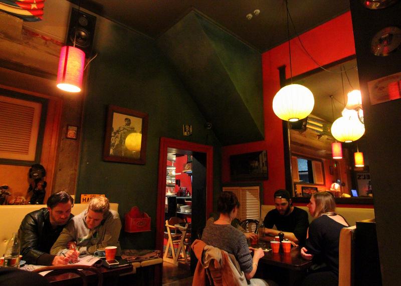 Fidel's Cafe, Wellington
