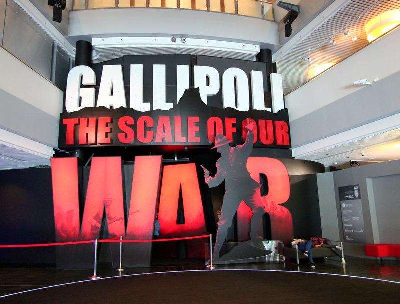 Gallipoli at Te Papa Museum