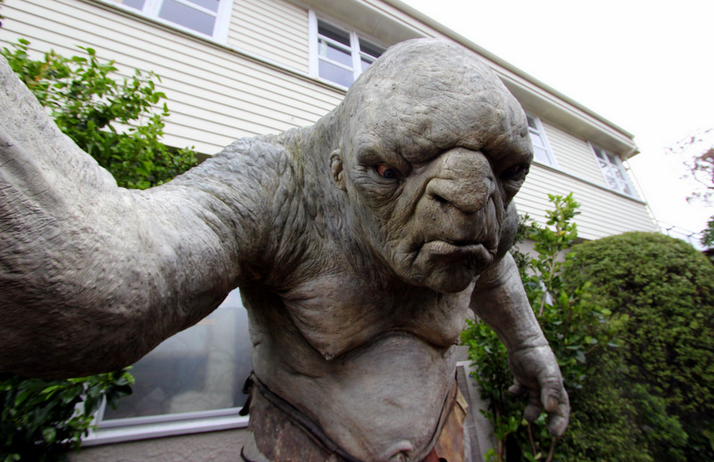 Weta Workshop trolls