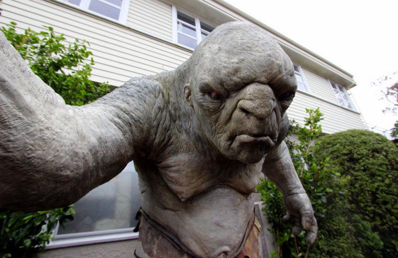 Weta Workshop trolls