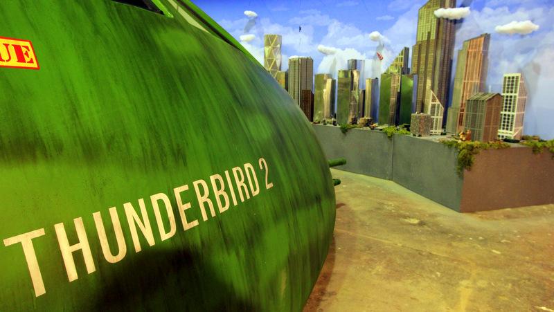 Thunderbirds are Go tour, Weta Workshop
