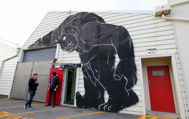 Weta Workshop, Wellington