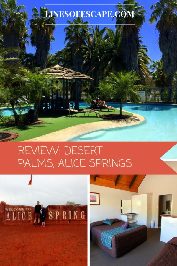 An Outback Oasis at Desert Palms Resort