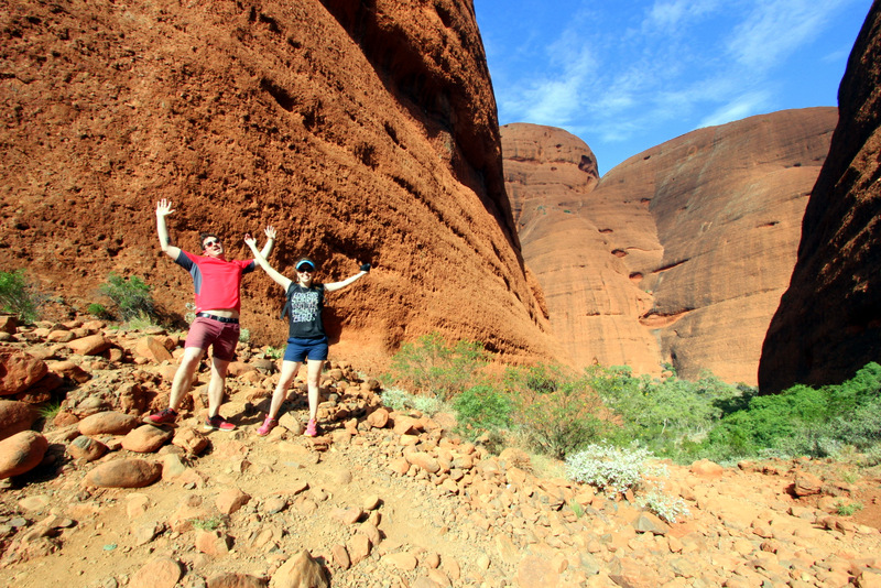 Kata Tjuta viewpoint