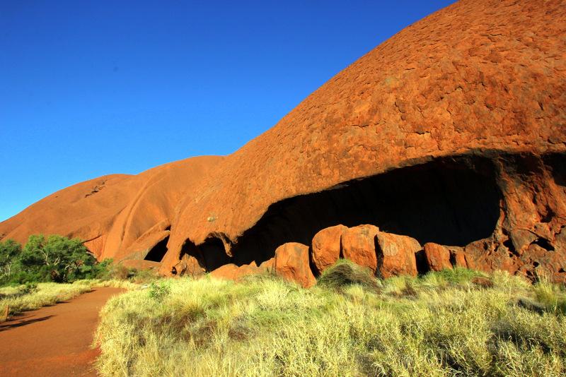 Caves of Uluru