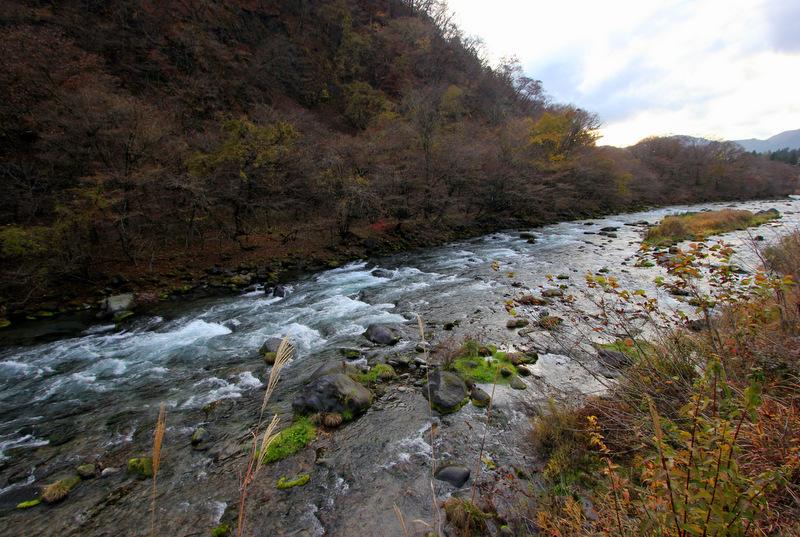 Daiya River, Nikko