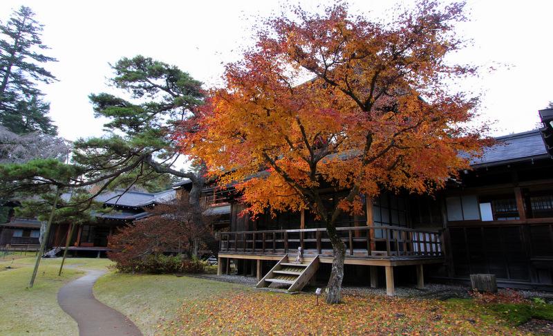 Gardens of Tamozawa Imperial Villa