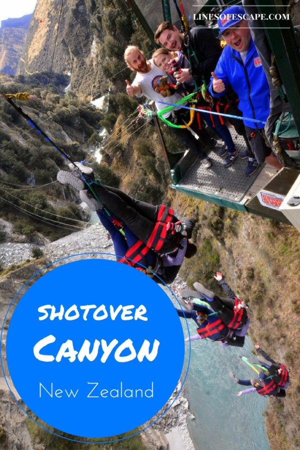 A Day-Long Adrenaline Rush at Shotover Canyon