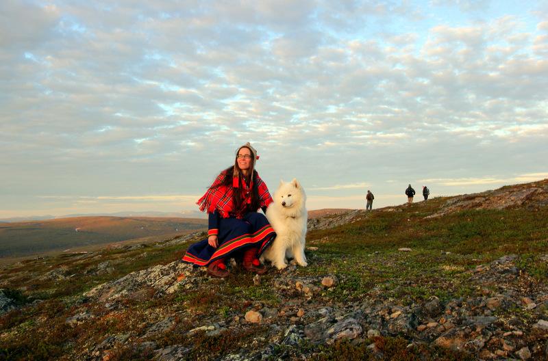 Inari Sami people