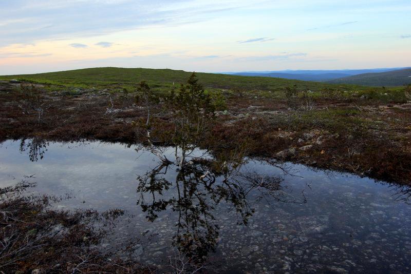 Hiking Kiilopaa Fell