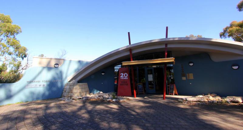Wonambi Fossil Centre