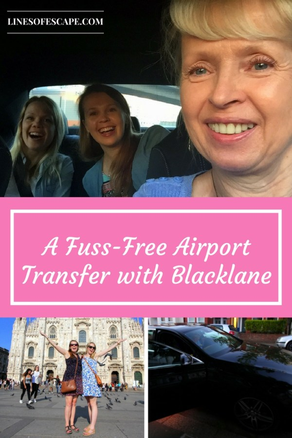 A Fuss-Free Airport Transfer with Blacklane