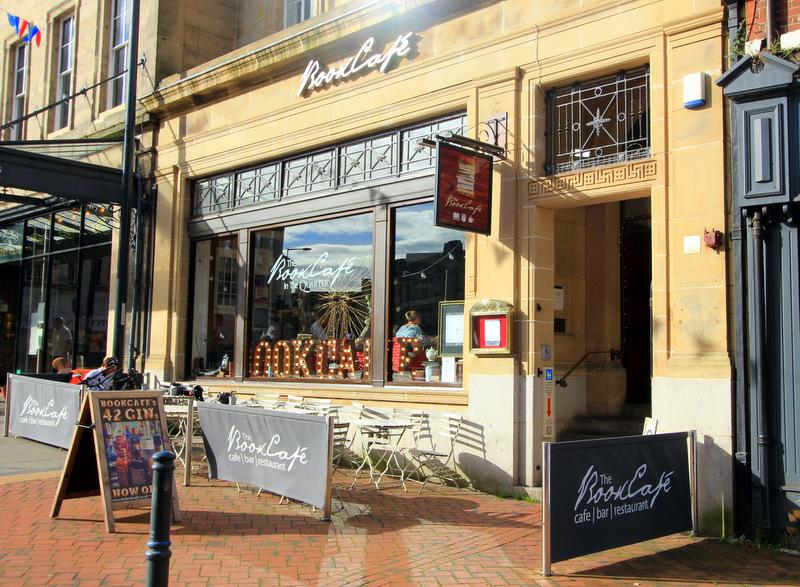 Bookcafe, Derby