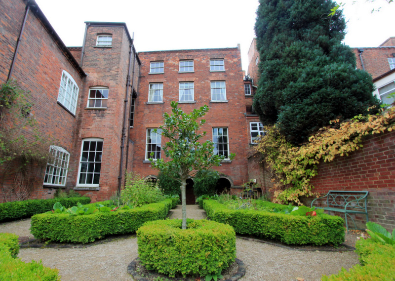 Pickford's House Museum, Derby