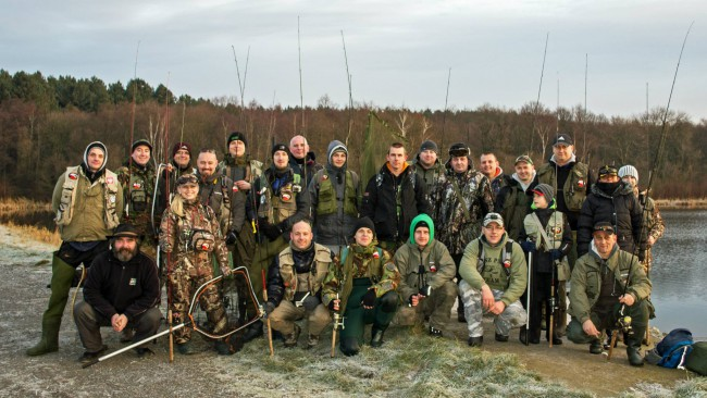 Anglers of the Polish Anglers' Association in England – all of whom are law abiding and positively contributing to British angling.