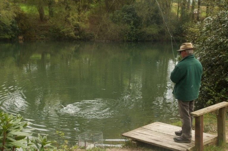where to fly fish near me small stillwater