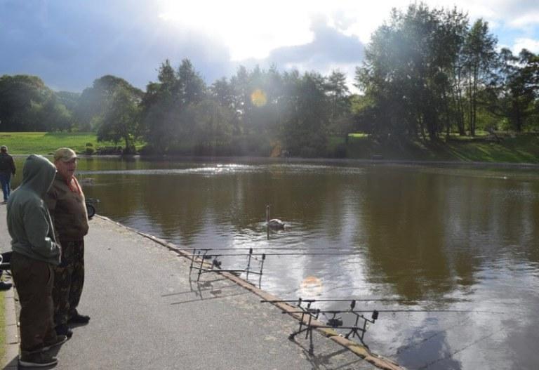 Liverpool carp fishing lakes Merseyside free fishing