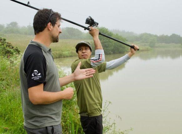 carp fishing Anglers Paradise UK coaching