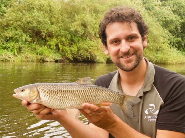 How to catch chub Dominic Garnett Angling Trust