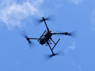 drone use police environment agency