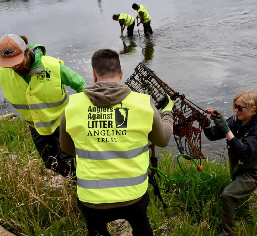 Anglers Against Litter