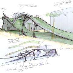 Batman Car Chair Folding Glides Bridge | Lineweights