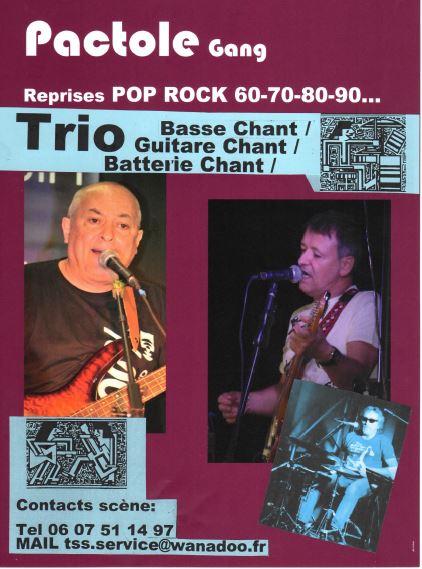 Groupes Rock Années 60 70 80 : groupes, années, Saint-Vallier, Halle, Chansons, Toucher, Pactole, L'infoRmateur, Bourgogne